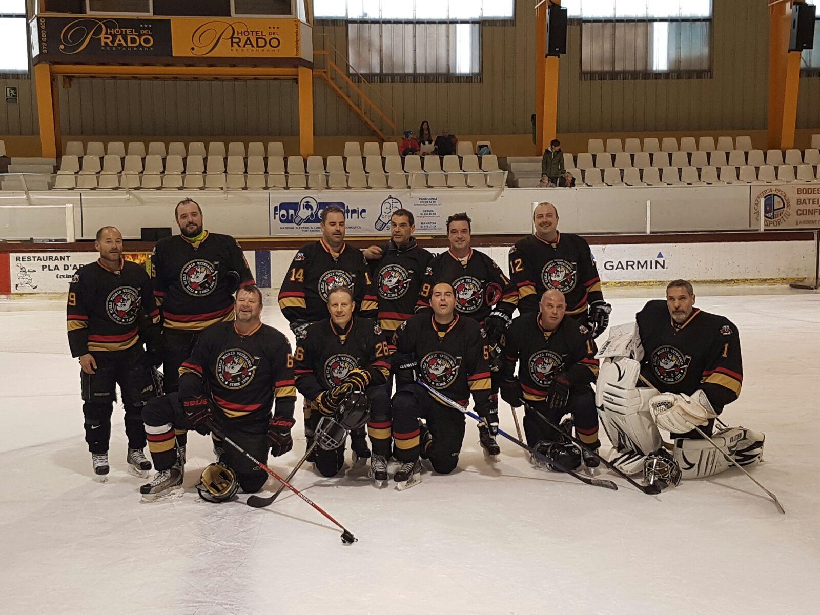 En mi cabeza estoy Hockey Sobre Hielo Camiseta Niños-patinaje sobre hielo-Sport-player-Skate